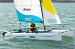 Catamarán deportivo escuela / de recreo / doble T1 Hobie Cat Europe