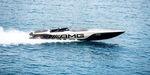 runabout intraborda / con doble consola / offshore / con cabina