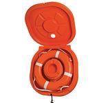 cofre para barco / para aro salvavidas