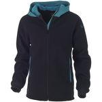 chaqueta de navegación / polar / con capucha / de manga larga