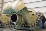turbina hidrojet para buque
