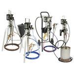 máquina de pulverización de pintura portátil / para astillero naval