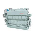 motor para buque diésel