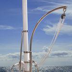 pescante para barco / manual