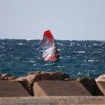Vela de windsurf de race / de slalom / 8 sables REFLEX_8 Severne Sails