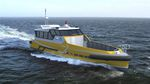embarcación de servicio offshore de aluminio