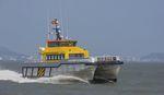 Buque de servicio offshore para parques éolicos WFSV 26 P/W Piriou