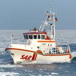 barco de búsqueda y rescate intraborda / autodrizable