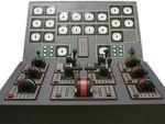 panel de mando para buque / para hélices