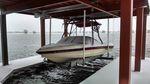 Ascensor de barcos / para montar sobre pantalán / de aluminio  Hi-Tide Boatlifts