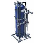 sistema de tratamiento agua potable / para buque / de ósmosis inversa