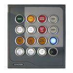 panel de mando para buque / para motor / de limpiaparabrisas / para dirección