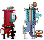 sistema de tratamiento de aguas de lastre / para buque / con filtro