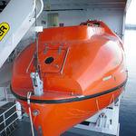 bote salvavidas cerrado para buques cerrado / para buque