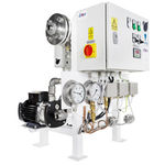 Calentador de fluidos / para buque / horizontal SWAN2  DOE Sp. Z O. O.