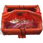 balsa salvavidas para buque / ISO 9650-2 / ISO 9650-1 / inflable