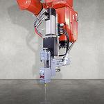 máquina de proyección cola / para astillero naval