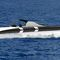 embarcación neumática fueraborda / trimotor / RIB / con consola central
