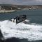 barco para acuicultura / fueraborda / de PEAD