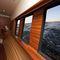monocasco / de crucero / con cockpit cerrado / con deck saloon
