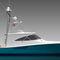 barco cabinado intraborda / open / de pesca deportiva