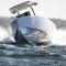 Barco open fueraborda / con consola central / de pesca deportiva / 12 personas máx. POWER 26 Melges