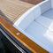 barco open intraborda / eléctrico / con consola central / open