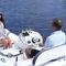 embarcación neumática fueraborda / diésel / RIB / con consola lateral