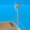 Mástil para montaje de aerogenerador Seaview