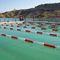 boya de delimitación / de zona de juegos acuáticos / de polietileno