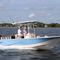 barco open fueraborda / con consola central / open / de pesca deportiva