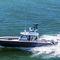 barco open fueraborda / cuatrimotor / con consola central / con fly42 FEARLESSMetal Shark Aluminum Boats