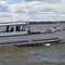 barco taxi / fueraborda / de aluminio