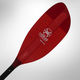 pala para kayak / de travesía / asimétrica / doble