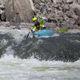 kayak cerrado / rígido / de ríos / 1 plaza
