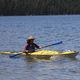 kayak cerrado / rígido / de recreo / de mar
