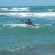kayak cerrado / rígido / de mar / para expedición