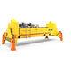 spreader para contenedores llenos / para grúa ship-to-shore / telescópico / electrohidráulico