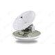 antena VSAT / Ku-band / para buque / radomo