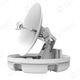 antena Ka-band / VSAT / para buque / radomo