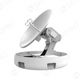 antena VSAT / Ka-band / para buque / radomo
