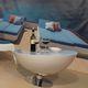 mesa para buque / para barco / para yate / estabilizada