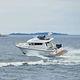barco cabinado intraborda / con fly