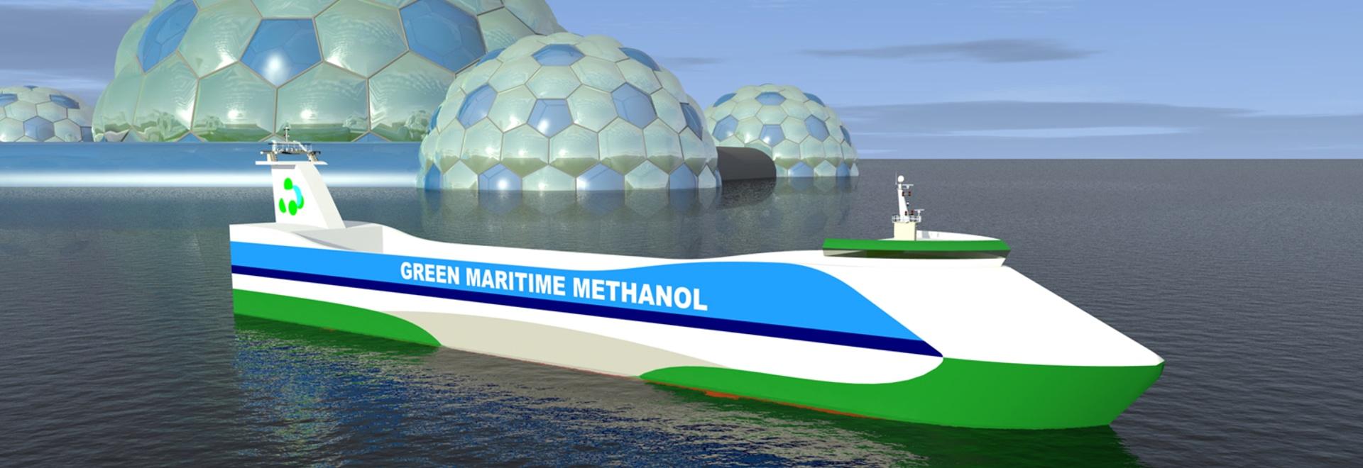 Los astilleros holandeses investigan una alternativa de combustible sostenible