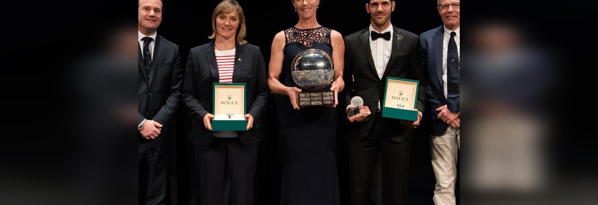 Excelencia reconocida en el mundo 2018 que navega premios