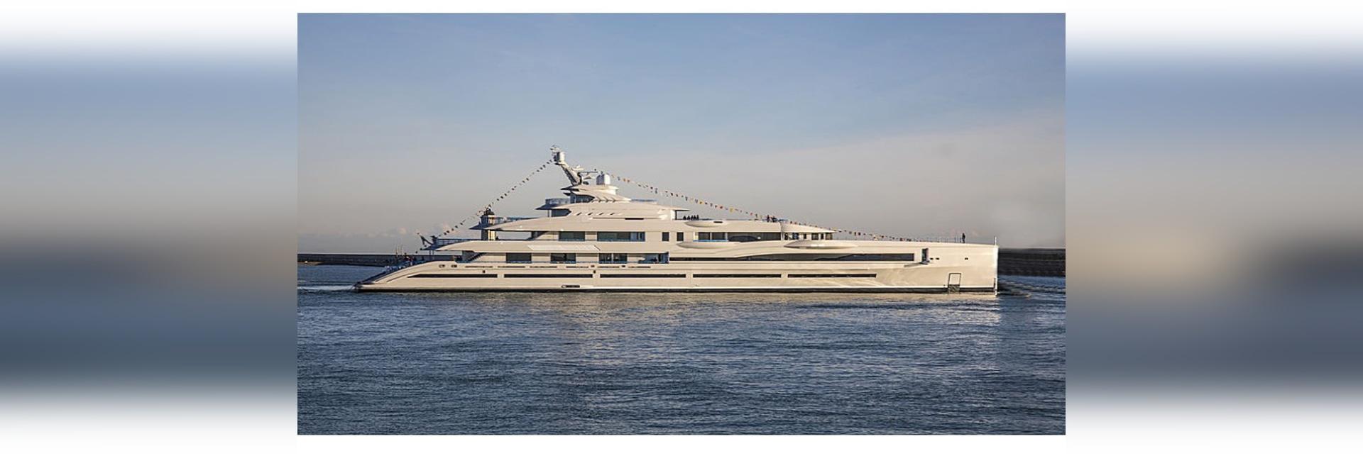 Lanzado: Mirada más atenta en el nuevo superyacht FB 277 del 107m Benetti