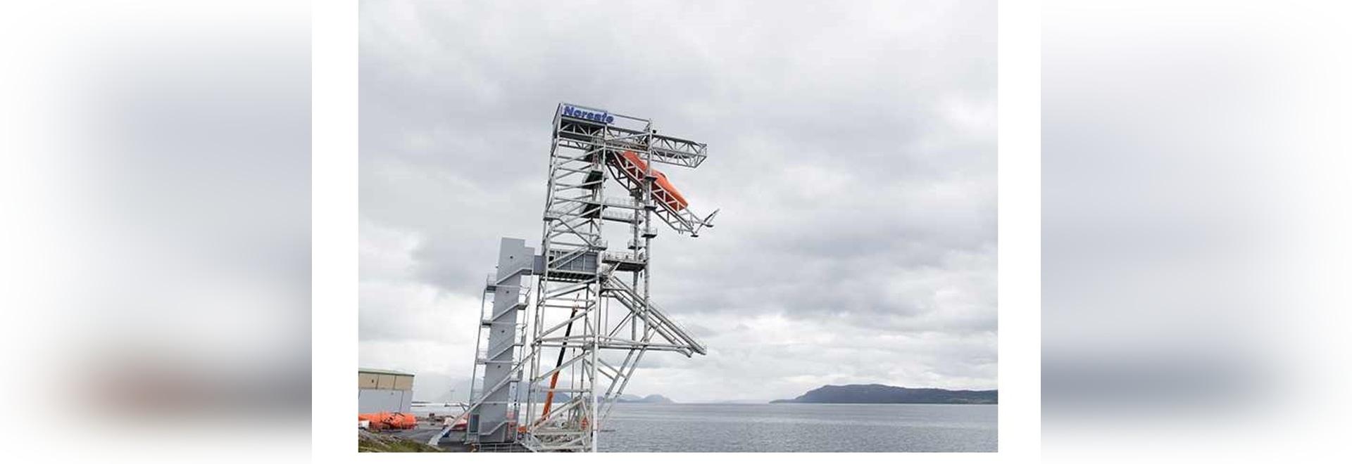 Norsafe se está centrando en el entrenamiento para ayudar a prevenir accidentes al lanzar los botes salvavidas