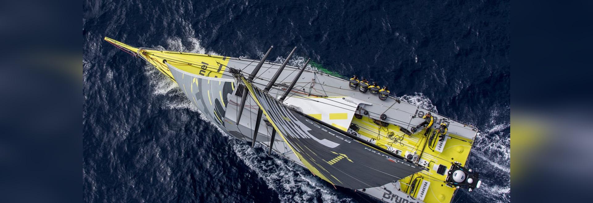 Nuevos aparejos de las fuentes meridionales de los palos a la flota de Volvo Ocean Race