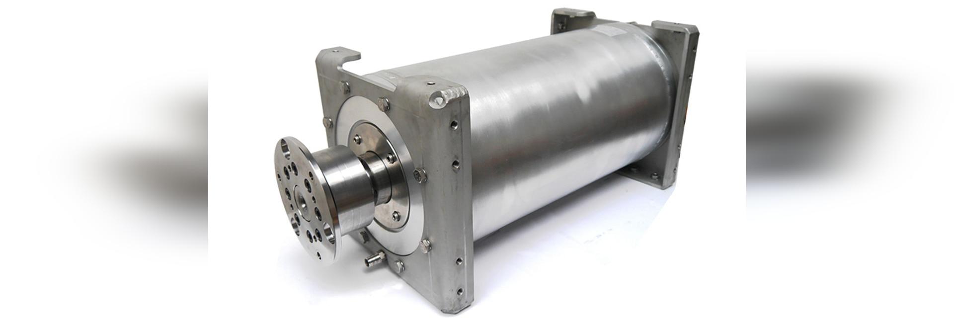 Panda de Fischer motor eléctrico de 100 kilovatios para 360 sistemas de alto voltaje de V EasyBox