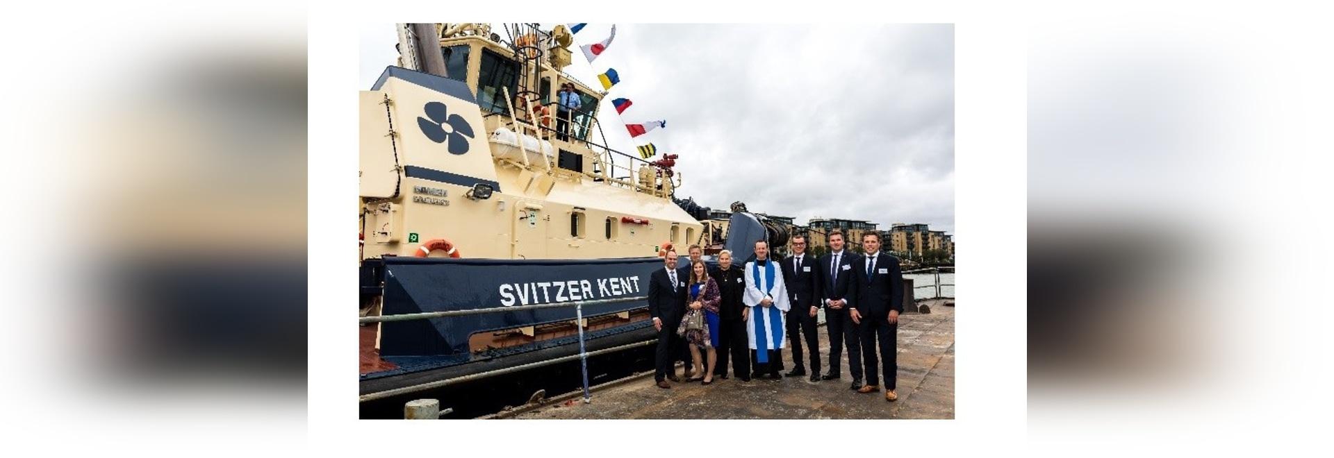 Svitzer Kent nombró en Londres